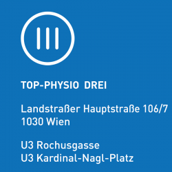 Top-Physio Physiotherapie 1030 Wien